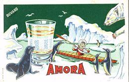 AMORA  LA MOUTARDE DE DIJON - Mostard
