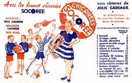 CHICOREE SOCOREE - Mostard