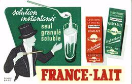 FRANCE LAIT  LAIT ECREME EN POUDRE - Blotters