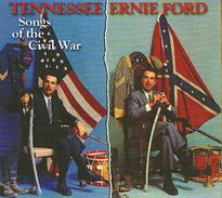 Tennessee Ernie FORD - Songs Of The Civil War - CD - BEAR FAMILY - Country Et Folk