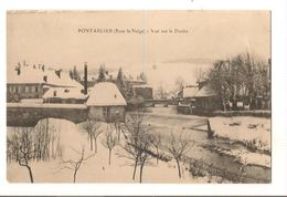 Pontarlier - Sous La Neige - Pontarlier