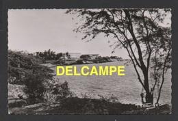 DF / SÉNÉGAL / DAKAR / LA CORNICHE ET LE CERCLE DES OFFICIERS / CIRCULÉE EN 1953 - Sénégal