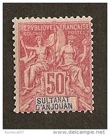 Anjouan N°11  N* TB  Cote 55 Euros !!! - Unused Stamps