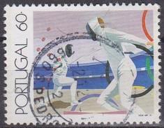 Portogallo, 1991 - 60e Fencing - Nr.1878 Usato° - Usati