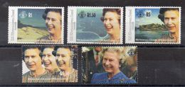SEYCHELLES - Iles éloignées Timbres Neufs ** De 1992 ( Ref 712 A ) Elisabeth II - Seychelles (1976-...)
