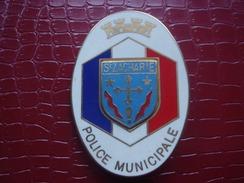 Police Municipale - SAINT ZACHARIE - Police & Gendarmerie