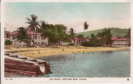 PENANG Sea Beach Northam Road Used 1952 To France MALAYSIA Malaisie Malaya Asie Asia - Malaysia