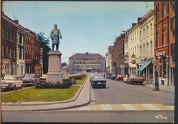 °°° 8644 - BELGIUM - LA LOUVIERE - BOULEVARD MAIRAUX - 1972 With Stamps °°° - La Louvière