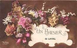 53 - MAYENNE / 53001 - Laval - Belle Carte Fantaisie - Laval