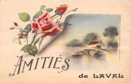 53 - MAYENNE / 53002 - Laval - Belle Carte Fantaisie - Défaut - Laval