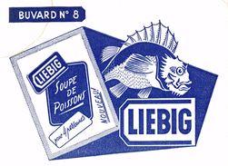 LIEBIG SOUPE DE POISSONS - Potages & Sauces
