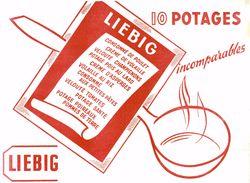 LIEBIG  INCOMPARABLE - Potages & Sauces