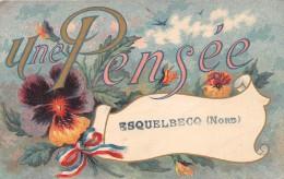 59 - NORD / 59007 - Esquelbecq - Très Belle Carte Fantaisie - Autres Communes