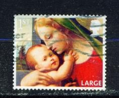 GREAT BRITAIN  -  2013  Christmas  1st Large  Used As Scan - 1952-.... (Elisabeth II.)