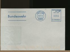 GERMANY - EMA - BUNDESWEHR  HERFORD - [7] Repubblica Federale