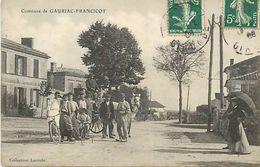 A-17.8998 : GAURIAC FRANCICOT - Frankrijk