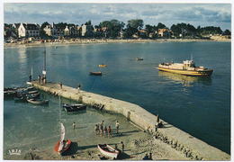 56 LARMOR PLAGE - 1610 - Edts Lumicap - Le Port. (recto-verso) - Larmor-Plage
