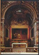 °°° 8655 - MALTA - THE ORATORY ST. JOHN CATHEDRAL - 1986 With Stamps °°° - Malta