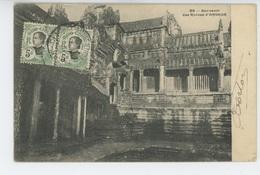 ASIE - CAMBODGE - Souvenir Des Ruines D' ANGKOR - Camboya
