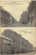 MORTSEL - Deurne Steenweg - Chaussée De Deurne - Fabriek Gevaert - Usine Gevaert - Mortsel