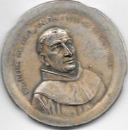 FRAY LUIS DE BOLAÑOS NACIDO EN MARCHENA SEVILLA ANDALUCIA 1550-1629 MEDALLON RARISIMO GRABADO CONSTANTE Y A.F. ROSSI - Royal/Of Nobility
