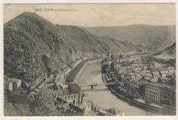 AK  Bad Ems Mit Concordiaturm  Bahnpost 1908  Kleinformat  Ansichtskarte - Bad Ems