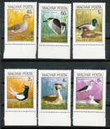 """Ungarn  Mi.Nr.   3451 - 3456      Postfrisch    Europäische Naturschutzkampagne """"Schutz Des Lebens Und Der Natürlichen L - Ungarn"""