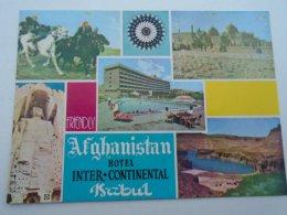 D153888 Afghanistan  Hotel Intercontinental KABUL  Horse Pferd Cheval - Afghanistan
