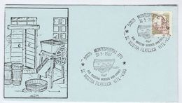 1987 MONTESPERTOLI  WINE EVENT COVER Italy Stamps Drink  Alcohol - Wines & Alcohols