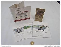 Monnaie De Paris 2005 - Coupe Gordon Bennett Coffret TRES RARE COFFRET PRESTIGE TIRAGE 1.400 / Dans OMS! - Monnaie De Paris