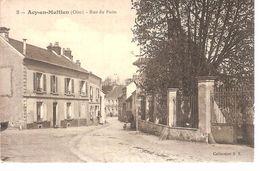 60 - Acy-en-Multien (oise) - Rue Du Puits - France