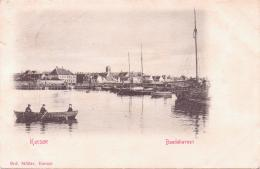 ALTE AK   KORSOR / Dänemark  - Baadehaven - Gelaufen 1905 - Danemark