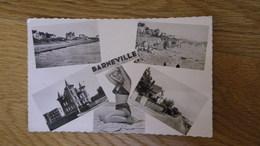 CPSM 50 MANCHE - PIN-UP  BARNEVILLE LA PLAGE IDÉALE - Barneville