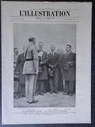 L'illustration N°4100 1 Octobre 1921  La Catastrophe D'Oppau; L'incendie Du Printemps; Les Assassins D'Erzberger; - Newspapers