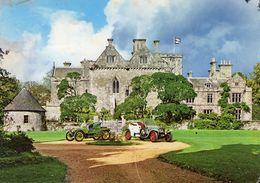Rolls Royce And Napier Outside Palace House, Beaulieu  -  CP - Turismo