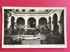 Espagne, Andalucia, CORDOBA, Patio Cordobés, 1952, (Arribas) - Córdoba
