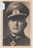 284, Hoffmann Ritterkreuzkarte Generalfeldmarschall Von Kleist, R 52 ! - Weltkrieg 1939-45