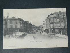 EPERNAY    1900    RUE DU PONT    EDITEUR - Epernay