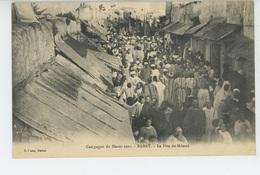 AFRIQUE - MAROC - CAMPAGNE DU MAROC 1911 - RABAT - La Fête Du Miloud - Rabat