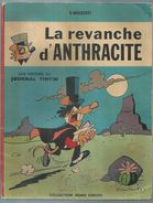 "CHLOROPHYLLE  "" LA REVANCHE D'ANTHRACITE ""   -  MACHEROT - E.O.  1964  JEUNE EUROPE - Chlorophylle"