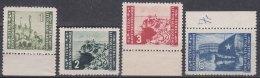 Istria Litorale Yugoslavia Occupation 1946 Sassone#63-66 Complete Set, Mint Never Hinged - 1945-1992 République Fédérative Populaire De Yougoslavie