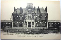 PROPRIÉTÉ GAUCHIN - FLAUCOURT - France