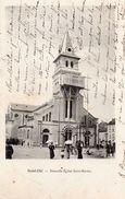 SAINT DIE  -  Nouvelle Eglise Saint Martin - Saint Die