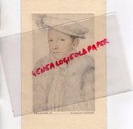75 - PARIS- BELLE CARTE GRAVURE STERN -FRANCOIS II BY FRANCOIS CLOUET- JACQUES SELIGMANN SEND CHRISTMAS GREETINGS - Historical Documents