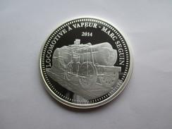 Republique Du Congo 1000 Francs 2014 Marc Seguin 1.500 Exemplaren - Congo (República Democrática 1998)