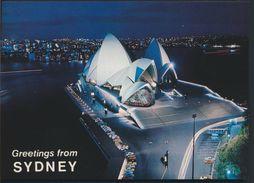 °°° 8689 - AUSTRALIA - SIDNEY OPERA HOUSE °°° - Sydney