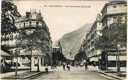 GRENOBLE LE BOULEVARD GAMBETTA - Grenoble