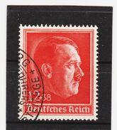 EBA600  DEUTSCHES REICH 1938  MICHL 664  Used / Gestempelt Siehe ABBILDUNG - Deutschland