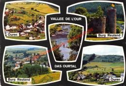 Das Malerische Ourtal - Ouren - Burg-Reuland