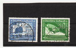 EBA602  DEUTSCHES REICH 1938  MICHL 669/70  Used / Gestempelt Siehe ABBILDUNG - Deutschland
